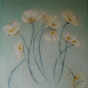 60x70 akrylmaleri , kan indrammes se mere på leni-art.dk og på facebook