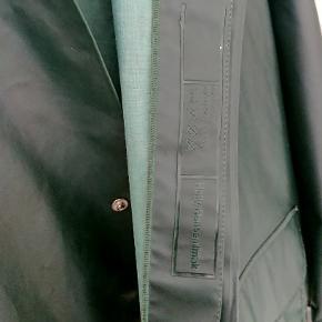 Helly Hansen Imak. Vintage Gummiregntøj gummiregnjakke gummi PVC.  J Kan sendes som forsikret pakke for 35 kr.