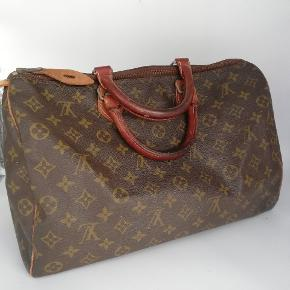 Louis Vuitton Speedy   Flot stand, brugstegn   Intet originalt tilbehør