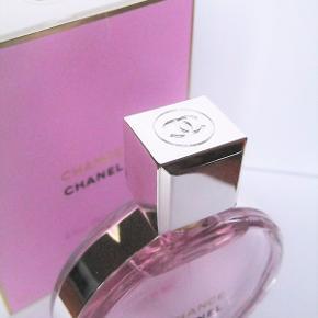 Den nye Chanel Tendre EDP i 50ml, kun testet med et enkelt spray. Købspris 780kr.