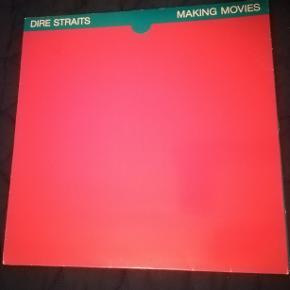Vinyl Dire Straits: Making Movies