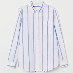 Fin klassisk skjorte fra h&m. Nærmest som ny, da den er brugt en enkelt gang.