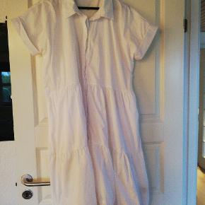 Sød hvid liberte kjole aldrig brugt kun vasket