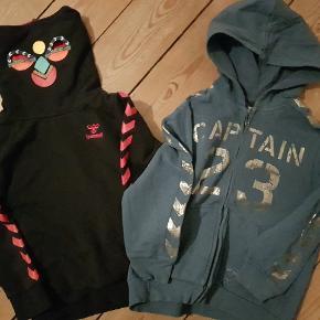 To stk lækre sweatshirts fra Hummel. Se også mine andre annoncer -givergod mængderabat. #30dayssellout
