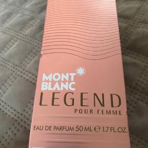 Mont Blanc Legend pour femme. 50 ml eau de parfume. Brugt ganske lidt som ses på foto