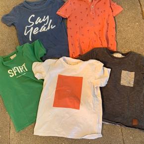 Tøjpakke til dreng fra gode mærker, Gro, Hummel, Koin, Hilfiger, HM, Rohde