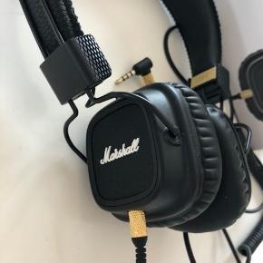 Marshall headphones Major ll  Fejler intet.  Brugt meget lidt.  Fra ikke rygerhjem