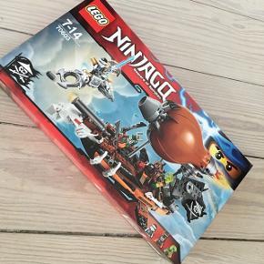 LEGO ninjago 70603 - uåbnet