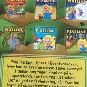 Pixeline på ballonfart   - fast pris -køb 4 annoncer og den billigste er gratis - kan afhentes på Mimersgade 111. Kbh  - sender gerne hvis du betaler Porto - mødes ikke ude i byen - bytter ikke