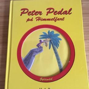 Peter pedal på himmelfart  -fast pris -køb 4 annoncer og den billigste er gratis - kan afhentes på Mimersgade 111 - sender gerne hvis du betaler Porto - mødes ikke andre steder - bytter ikke