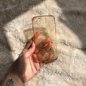 Gennemsigtig silicone cover til iPhone 7