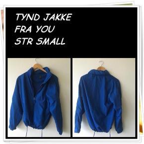 Tynd jakke fra you str small