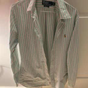 Super lækker vintage Ralph lauren skjorte Cond 6-7 Skriv gerne for mere info