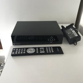 Zaptor boks uden harddisk. Til stofa kabel tv