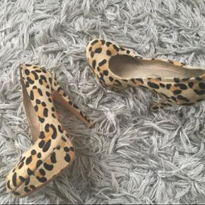 Leopard heels fra Friis company Condition 9/10