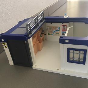 Playmobil fængsel