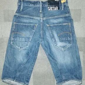 G-star Raw GS01  ARC 3D loose  Shorts str 28 i 100% bomuld Brugt men i fin stand