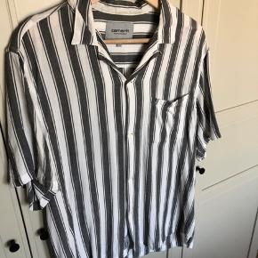 Short sleeved skjorte