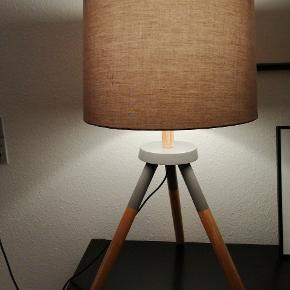 Fed lampe sælges