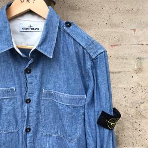 Stone island skjorte/overshirt