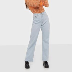 Flotte Jeans, de er desværre bare lidt for store til mig. Vil sige de passer en str M