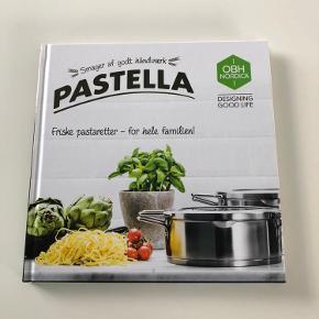 Pastella kogebog med pasta opskrifter