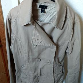 pæn jakke i bomuld