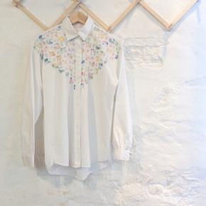 Vintage skjorte. Passer op til en ,