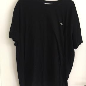 Sort Lacoste t-shirt
