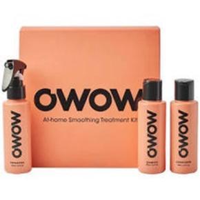 Få det blødeste og glatteste hår i op til 2-3 måneder med dette O'Wow kit. Uåbnet og nyt.