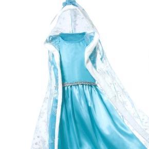 Pinsesse Elsa kjole