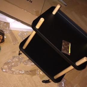Købte dette block Normann Copenhagen rullebord et par mdr. Siden. Har fortrudt købet og sælger derfor.  Np: 1699kr.