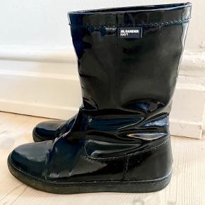 Jil Sander Navy støvler