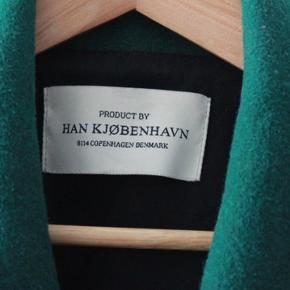Han Kjøbenhavn blazer i uld. Perfekt overgangsjakke til efteråret. ( Eksklusiv fragt)