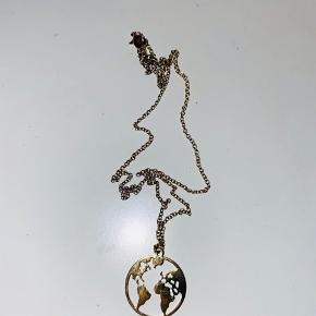 Frkwollfjewelry world forgyldt kæde Bytter ikke
