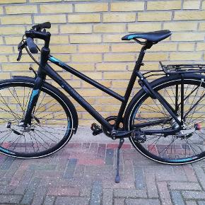 Kildemoes damecykel købt i juli 2016Cyklen er brugt men i fin stand