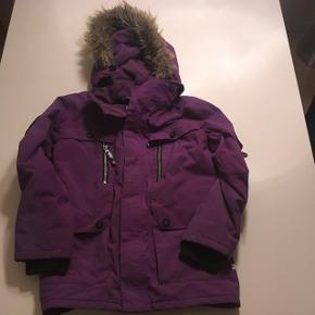 Molo jakke Gmb/slidDen er stadig brugbar  Str 10 år 140 cm Spørg for mere info