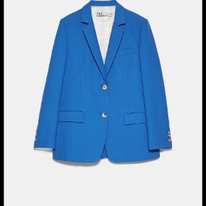 Sælger denne blazer fra Zara - aldrig brugt   Bytter ikke
