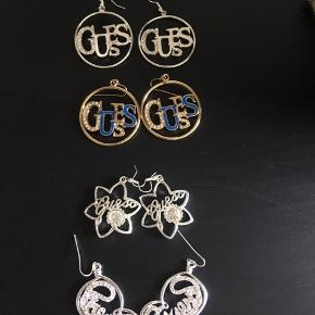 Set of guess look alike earrings. Price is for all 😊