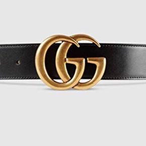 Sælger dette bælte. Kvitt og alt medfølger. Købt over Gucci egen hjemmeside.