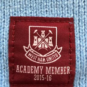 West Ham United F.C. Halstørklæde.