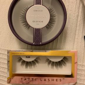 Tatti Lashes i TL 20 human hair, aldrig brugt Sweed lashes By Terry i Oeil de biche, aldrig brugt eller åbnet Kan sendes eller mødes, køber betaler fragt