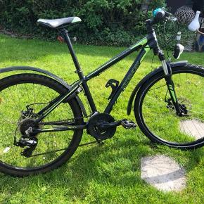 "Kildemoses 26"" cykel. 21 gear.  Cykelhjelm kan købes til 50kr."