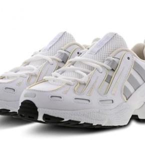 Adidas Gazelle EQT, str 38 2/3, men passer en 38 perfekt. De er købt i London, og farven er derfor sjælden 😛 Mega behagelige at gå i