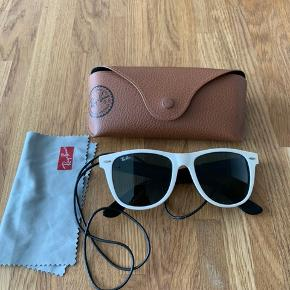 Cool limited edition Ray Bans perfect for summer! Leather string strap included