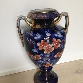 Vase. Flot og fejlfri vase . Højde 40 cm