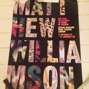 Plakat  Matthew Williamson