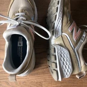 Super fede sko fra new balance. Sælges da de ikke passer i str :D
