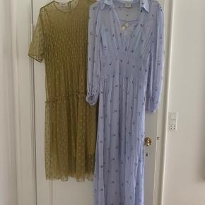 To Baum kjoler, sælges hvis rette bud kommer. Kan købes seperat.  Blå stadig med mærke, np 2.600 kr.