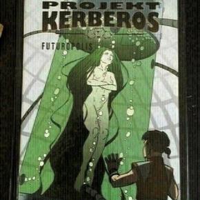 Projekt Kerberos futuropolis   -fast pris -køb 4 annoncer og den billigste er gratis - kan afhentes på Mimersgade 111 - sender gerne hvis du betaler Porto - mødes ikke andre steder - bytter ikke